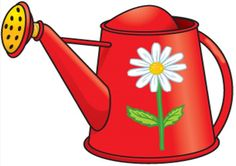 watering can clip art Applique Tutorial, Applique Patterns, Cartoon Drawing Images, Art 33, Farm Cookies, Clip Art Library, Picture Gifts, Pics Art, Flower Clipart