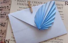 How to Make Paper Envelope Flower?  We plan to use this paper envelope flower to give a special gift to a friend or lover and we love these easy steps on how to make paper envelope flower for ourselves. Follow the steps to learn the paper envelope flower.