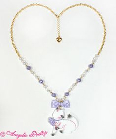 Angelic Pretty Romantic Catネックレス