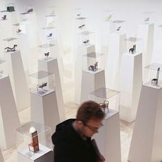 from the museum that constitute the history of dedign from 1850 are in Lāan Artspace till Feb Vitra Museum, Mini Chair, Miniature Chair, Riyadh, Model Homes, Photo Wall, Miniatures, History, Architecture