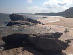 Brasil - Praia Ponta de Pedras - Santarém/Pará