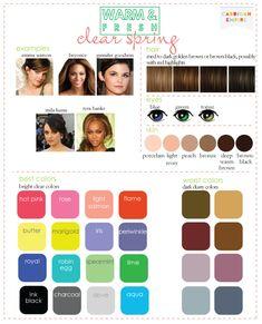 colour analysis summer - Cerca con Google