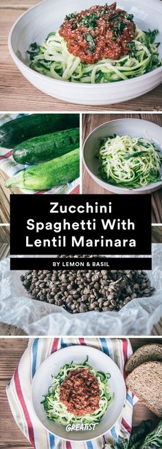 We're not done with you yet, zoodles. #healthy #recipes #zucchini https://greatist.com/eat/healthy-zucchini-noodle-recipes
