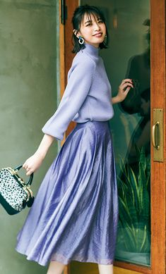Modesty Fashion, Model Face, Japanese Beauty, Japan Fashion, Summer Girls, Korean Fashion, Cool Style, Dress Up, Feminine
