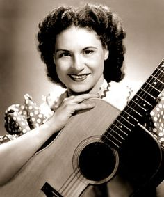 Kitty Wells born Ellen Muriel Deason..Country music singer..born Aug. 30, 1919 and died July 16, 2012.