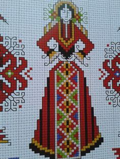Creative Embroidery, Folk Embroidery, Embroidery Patterns Free, Learn Embroidery, Ribbon Embroidery, Cross Stitch Embroidery, Cross Stitch Patterns, Machine Embroidery, Embroidery Designs