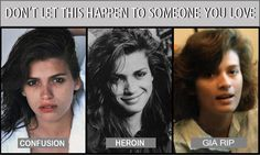 Heroin ended her dreams and eventually her life. #giacarangi @simplygiabook Follow and share our very important Gia's Save A Life campaign at facebook.com/SIMPLYGIABOOK, Twitter @SimplyGiaBook. We're also on simplygiabook.tumblr.com and instagram.com/simplygia.giacarangi Thank you!