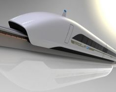 Magellan C2: Concept of high speed and energy efficient maglev train