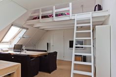 Interieurfotografie Enkhuizen, werkruimte met slaapvide | Flickr
