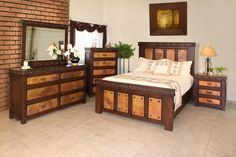 sci offers a huge selection of copper canyon bedroom furniture set copper bedroom set copper bed copper chest and copper dresser bel furniture