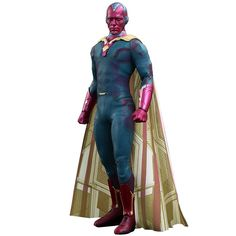 Avengers Age of Ultron Vision - Hot Toys