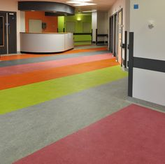 Marmoleum Real - NHS Fife Victoria Hospital (Kirkcaldy, Escocia) by Forbo Pavimentos, via Flickr
