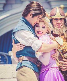 Rapunzel and Eugene Fitzherbert 💖 Q: What is you favorite Disney song? Rapunzel Makeup, Rapunzel Cosplay, Disney Makeup, Rapunzel Hair, Rapunzel Face Character, Disney Face Characters, Character Makeup, Disney Songs, Best Disney Movies