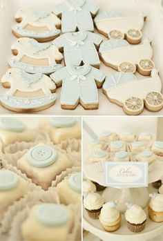 Couture Blue Baby Boy Shower Ideas | Baby Shower Invitations – Cheap Baby Shower Invites & Ideas