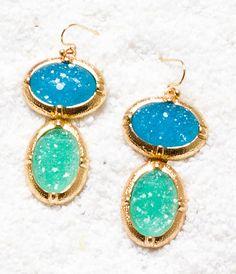 Guy & Eva's Dionne earrings, $42.