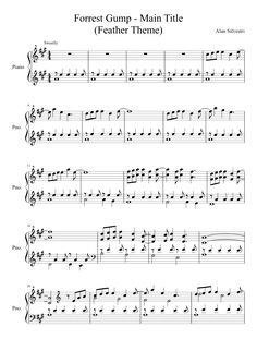 Sheet music made by rayfooeducation for Piano