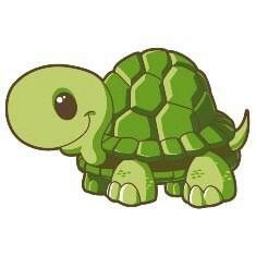 Cartoon Turtle  GIrl Turtle by DivineRoseBoot on deviantART