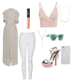 """""""Ready for Spring"""" by cheriejay1214 on Polyvore featuring Topshop, Sophia Webster, Billabong, Felony Case, Dogeared, Vince Camuto, Baja East and NARS Cosmetics"""
