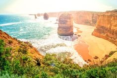 12 Apostels, Great Ocean Road, Australien