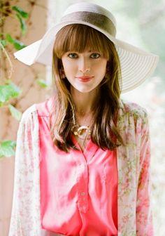 Walk In The Garden Sun Hat