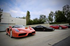 Enzo Ferrari: Built from 2002 to 2004, the Enzo had the unenviable task of living up to the hard-charging reputation of its namesake — Enzo Ferrari.