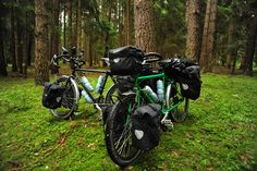 Bicycle Touring - goingslowly.com