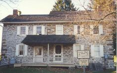 The Berks County Heritage Center is a historical interpretive complex commemorating important eras of our cultural history.