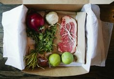 #IWroteThis: Gift Giving For Dummies: Fullosophie's DIY Meal Kits  - City of Ate