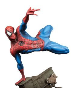 The Amazing Spider-Man Premium Format - Marvel - Sideshow Collectibles