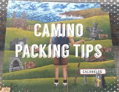 Packing for the Camino can be a daunting and highly personal process. In  this post I'll provide you with another perspective along with my full  packing list for my Camino trip (Sept. & Oct. 2014) to help kickoff your  planning.