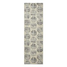 Zeba Hand Knotted Rug, Blue #williamssonoma