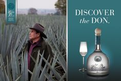 Artisan-crafted tequila from the Highland ranches of Don J. Pilar Contreras.
