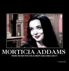 Morticia Addams <3