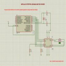 Controlador Arduino Motor con L293: Youspice
