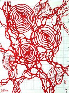 Моделирование Внутреннего Ландшафта: Нейрографический фристайл