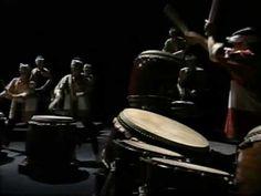 KODO 鼓童 「族」 和太鼓, Japanese drum