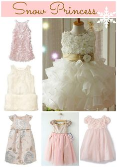 holiday dresses for little girls < oh my! #FOLLOWITFINDIT