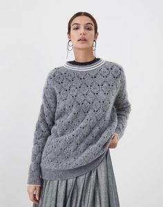 Lace Sweater, Costume, Brunello Cucinelli, Wool Sweaters, Pulls, Knitwear, Ready To Wear, Cashmere, Sweaters For Women
