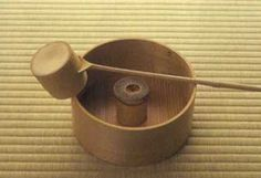 Kensui for water waste from the tea ceremony.