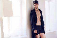 """L'authentique """"loungewear"""" en bambou. Découvrez le confort incomparable des vêtements d'intérieur Vincent d'Amérique, vous ne pourrez plus vous en passer"""