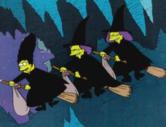 The Simpsons: Treehouse of Horror VI. The Simpsons: Treehouse of Horror VI. The post The Simpsons: T Halloween Cartoons, Simpsons Halloween, Halloween Art, Vintage Halloween Images, Cartoon Icons, Cartoon Characters, The Simpsons, Simpsons Treehouse Of Horror, All Meme