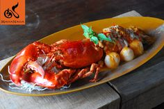 Come let the scintillating taste of the lobster curry sizzle your taste buds at MahaNaga Modern Thai Restaurant & Bar!!http://goo.gl/5k1pQm