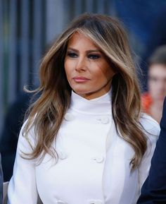 5 Things to Know About Melania Trump's Longtime Hairstylist