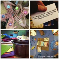 Reflections on Art Therapy, Trauma, and Group Work | creativity in motion