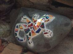 Rock mosaic Rock Mosaic, Mosaic Rocks, Stone Mosaic