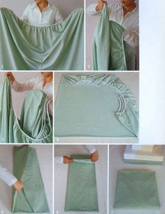 how to properly fold a fitted sheet. how to properly fold a fitted sheet. how to properly fold a fitted sheet. Folding Fitted Sheets, How To Fold Sheets, Fold Bed Sheets, Clean Sheets, Ideas Prácticas, Flat Ideas, Decor Ideas, Ideas Para Organizar, Tips & Tricks