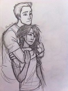 Jason and Piper :3