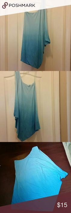 Beautiful Summer Dress One shoulder summer dress Dresses Mini