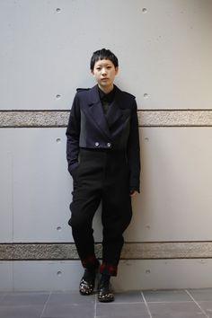 Eri Higashimoto   beautician