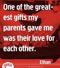 Nothing is better than genuine love. #thingskidssay #love #piikeastreet